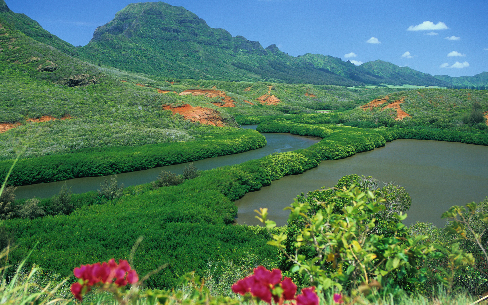 river in Hawaii