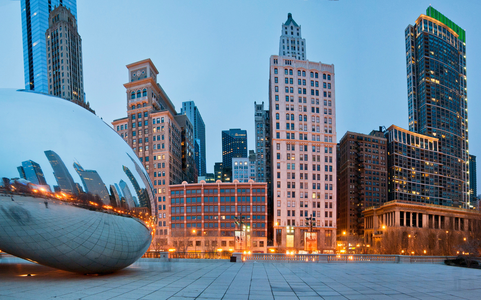 Chicago travel guide vacation trip ideas travel for Spa getaways near chicago