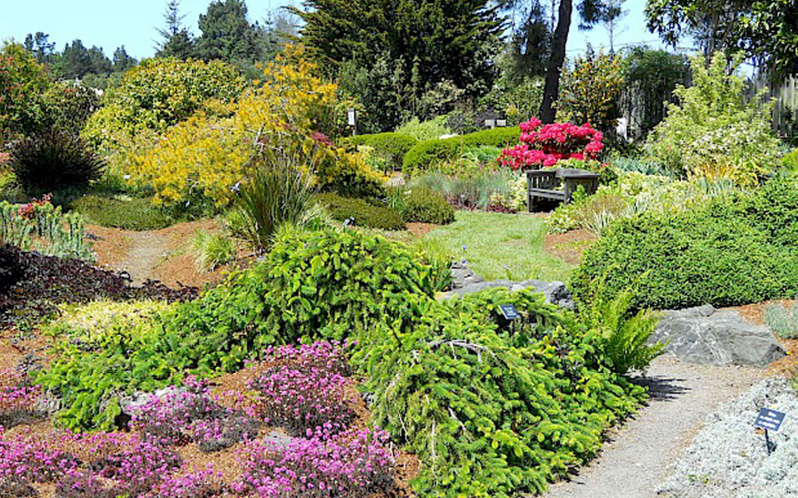 The 13 Best Public Gardens on the West Coast