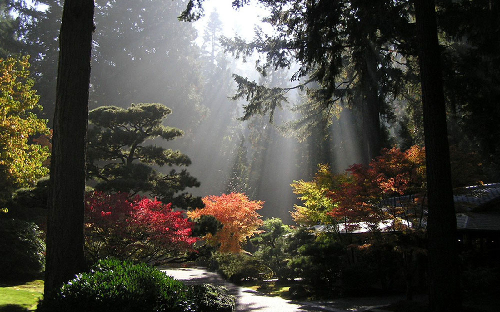 The Most Beautiful Public Gardens on the West Coast
