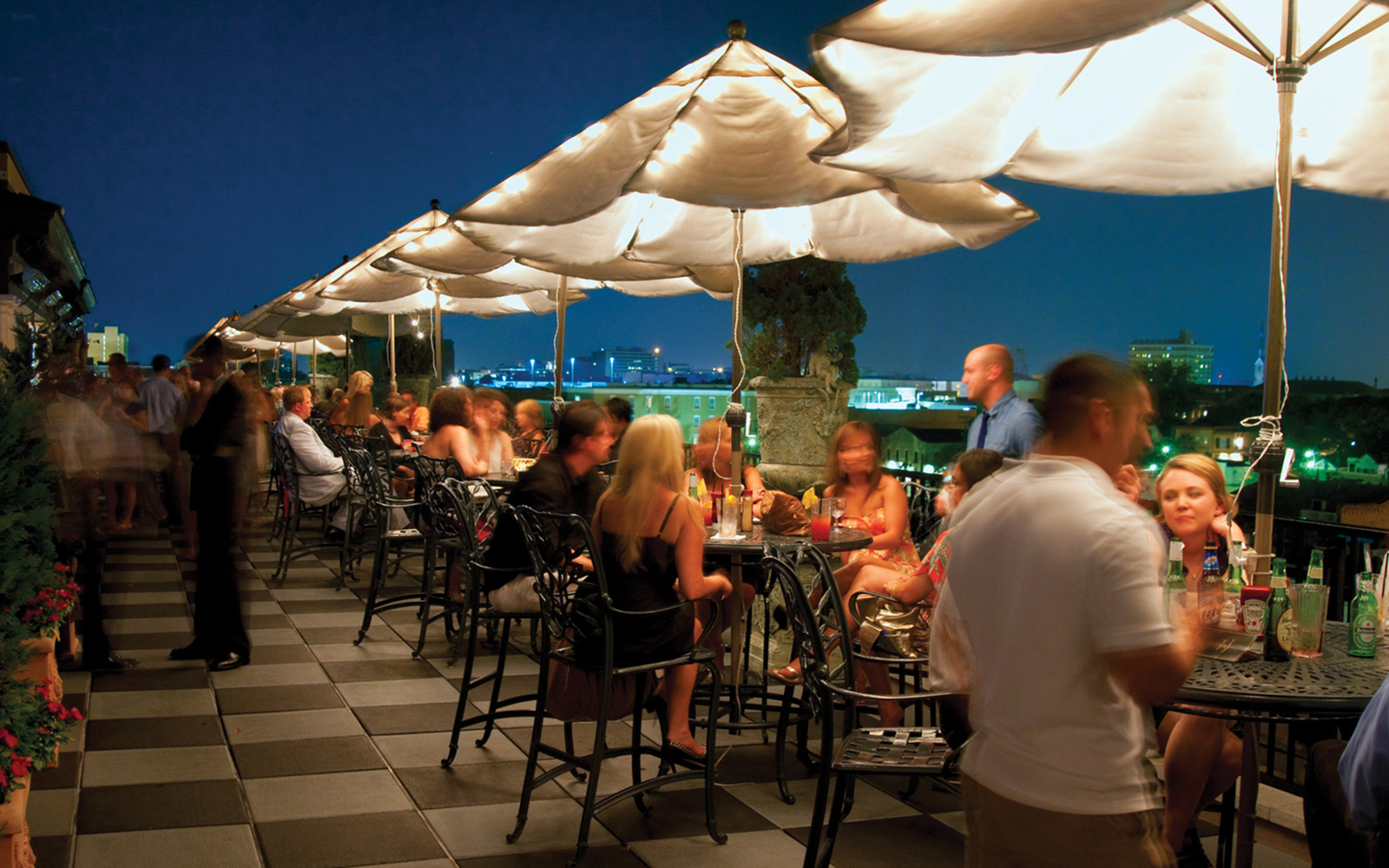 wb hotels for nightlife - Eclectic Hotel 2015