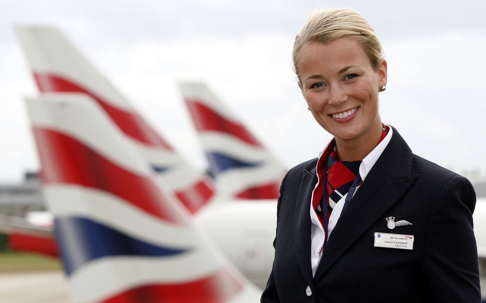 British Airways Cabin Crew.