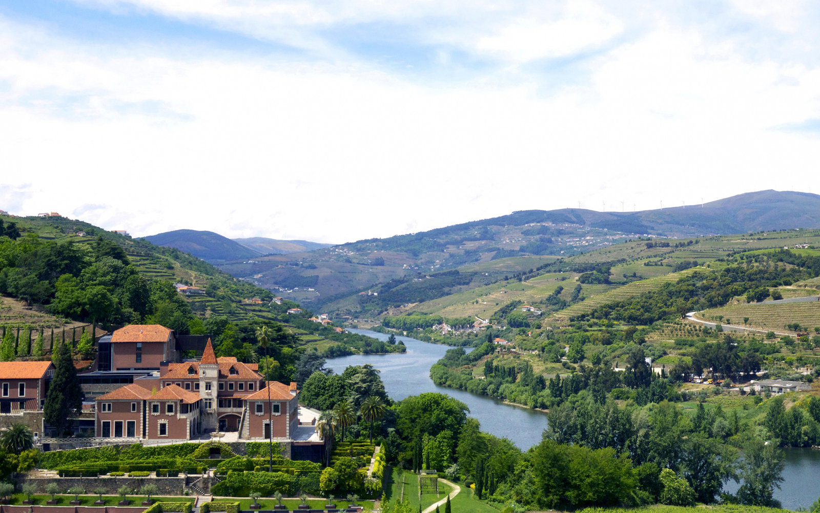 8. Douro Valley, Portugal