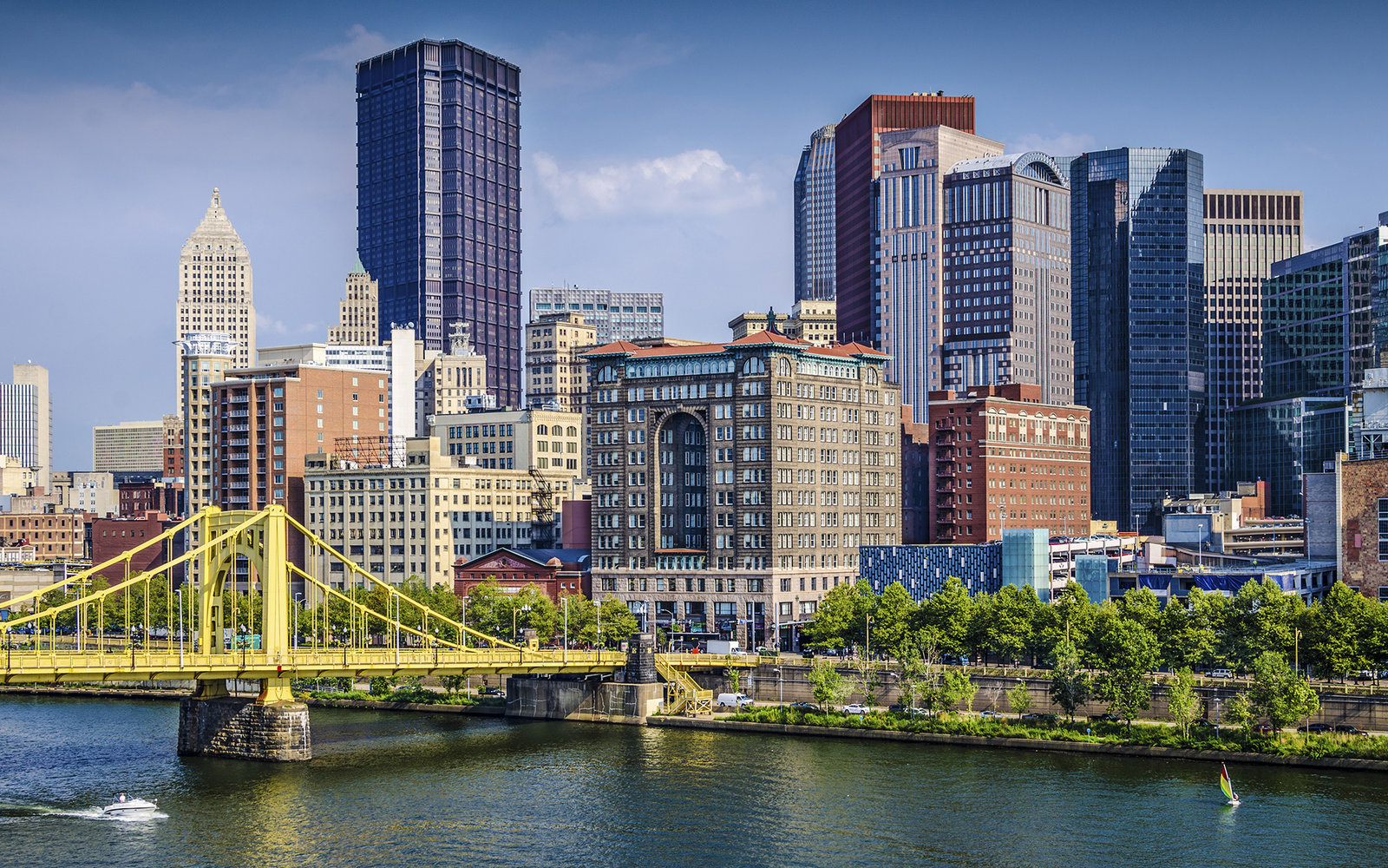 33. Pittsburgh, Pennsylvania