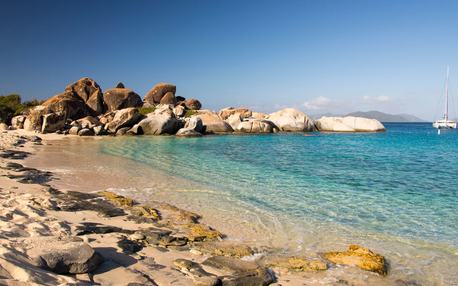 World's Best Beaches for Beauty and Nature Virgin Gorda