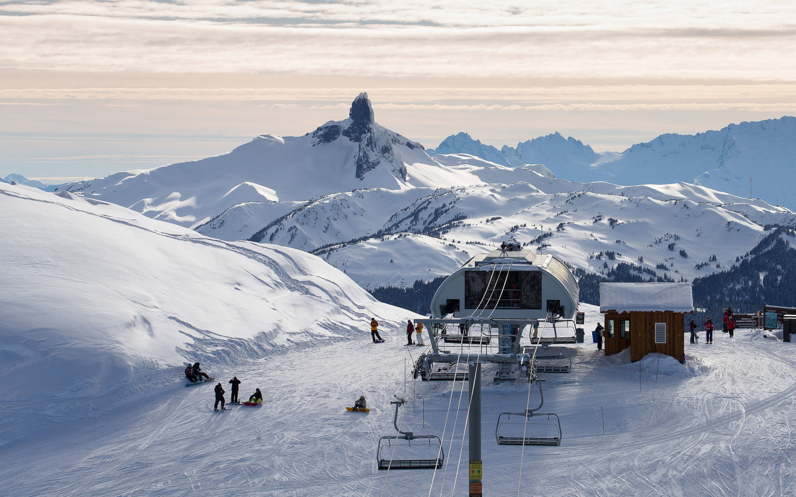 the complete guide to whistler blackcomb | travel + leisure
