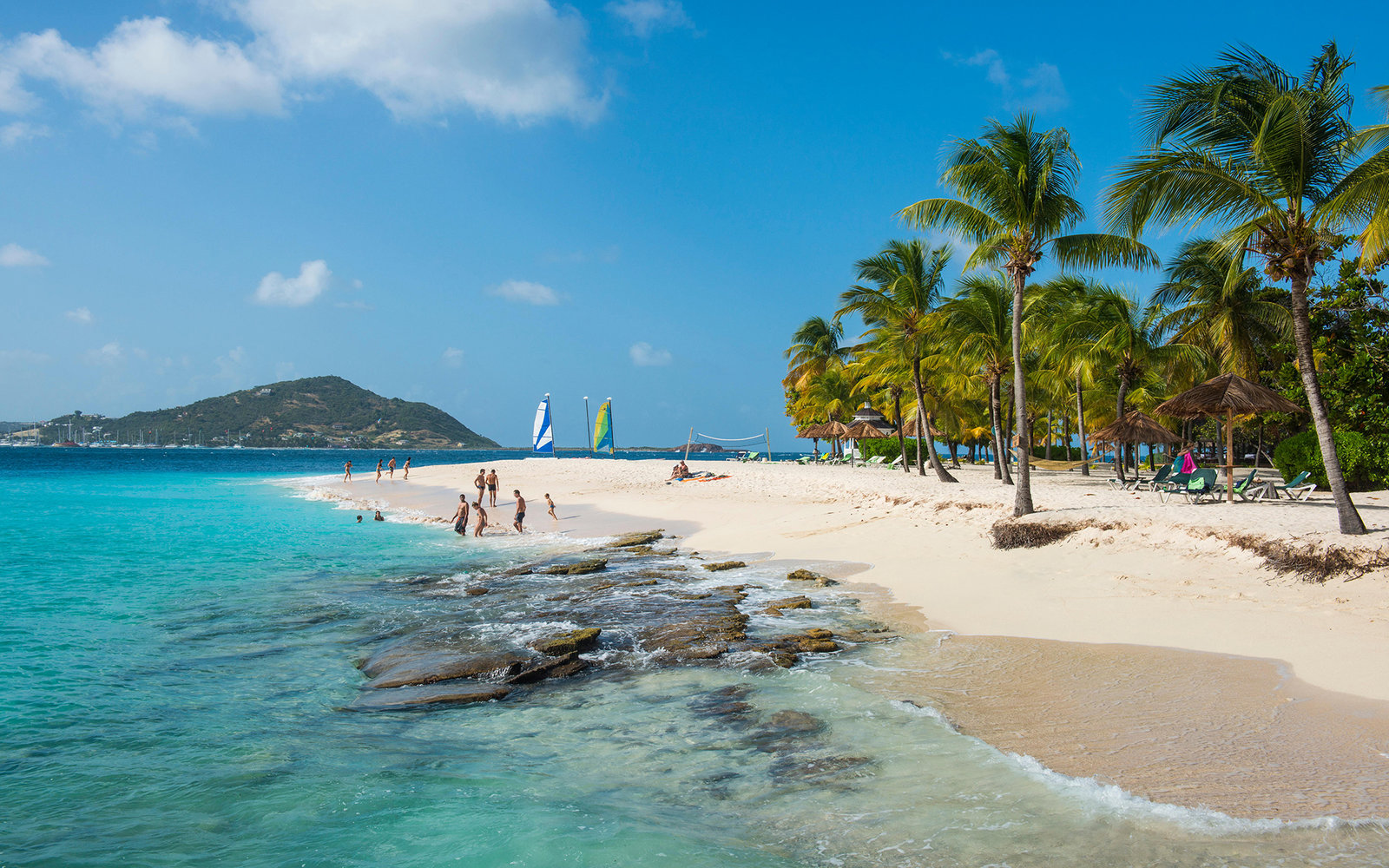 Affordable Private Island Palm Island St. Vincent and the Grenadines