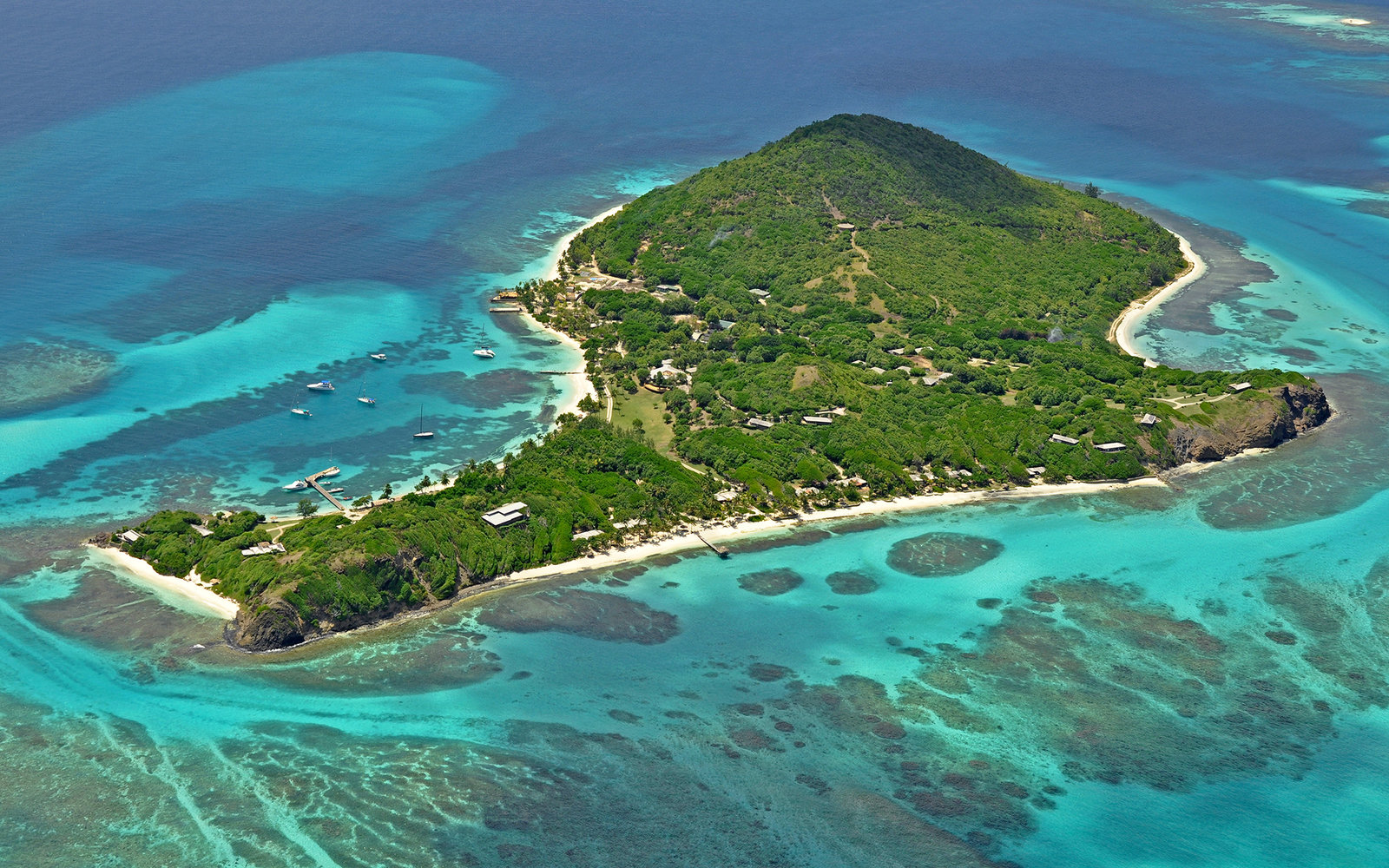 Petit St. Vincent Affordable Private Island