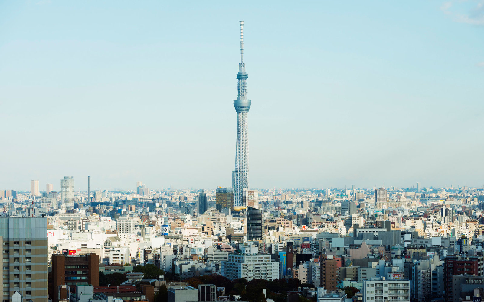 Overrated Sites Tokyo Skytree