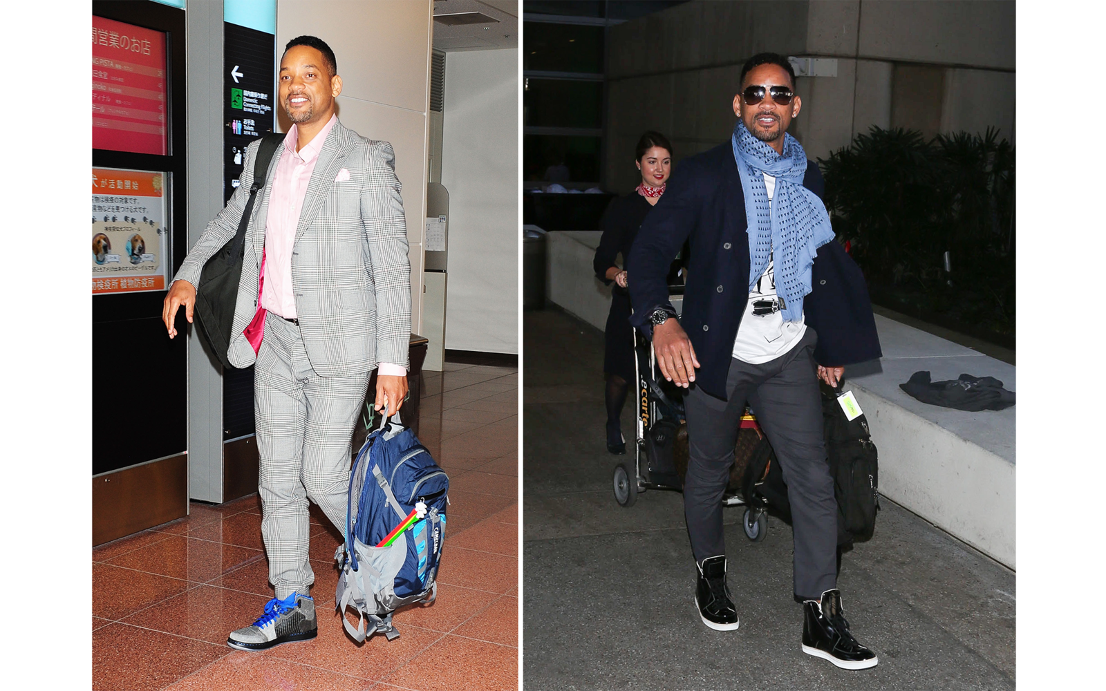 airport style: celebrity do's and don'ts | travel + leisure