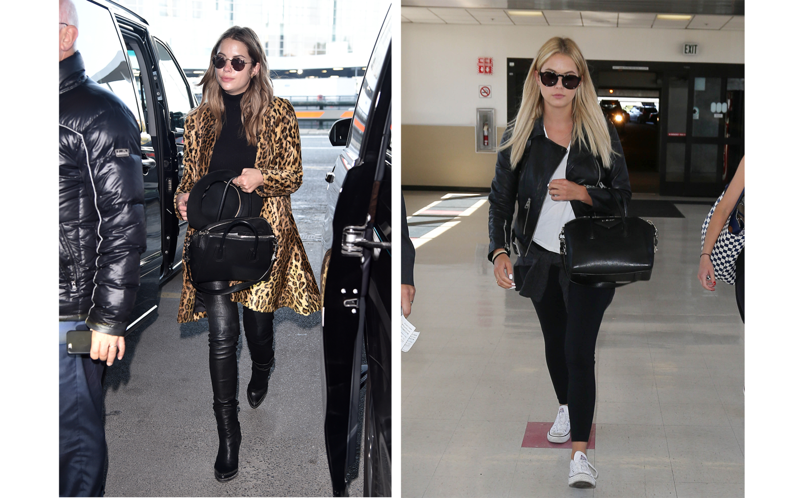 100+ Celebrity Airport Fashion Looks - How Celebs Travel ...