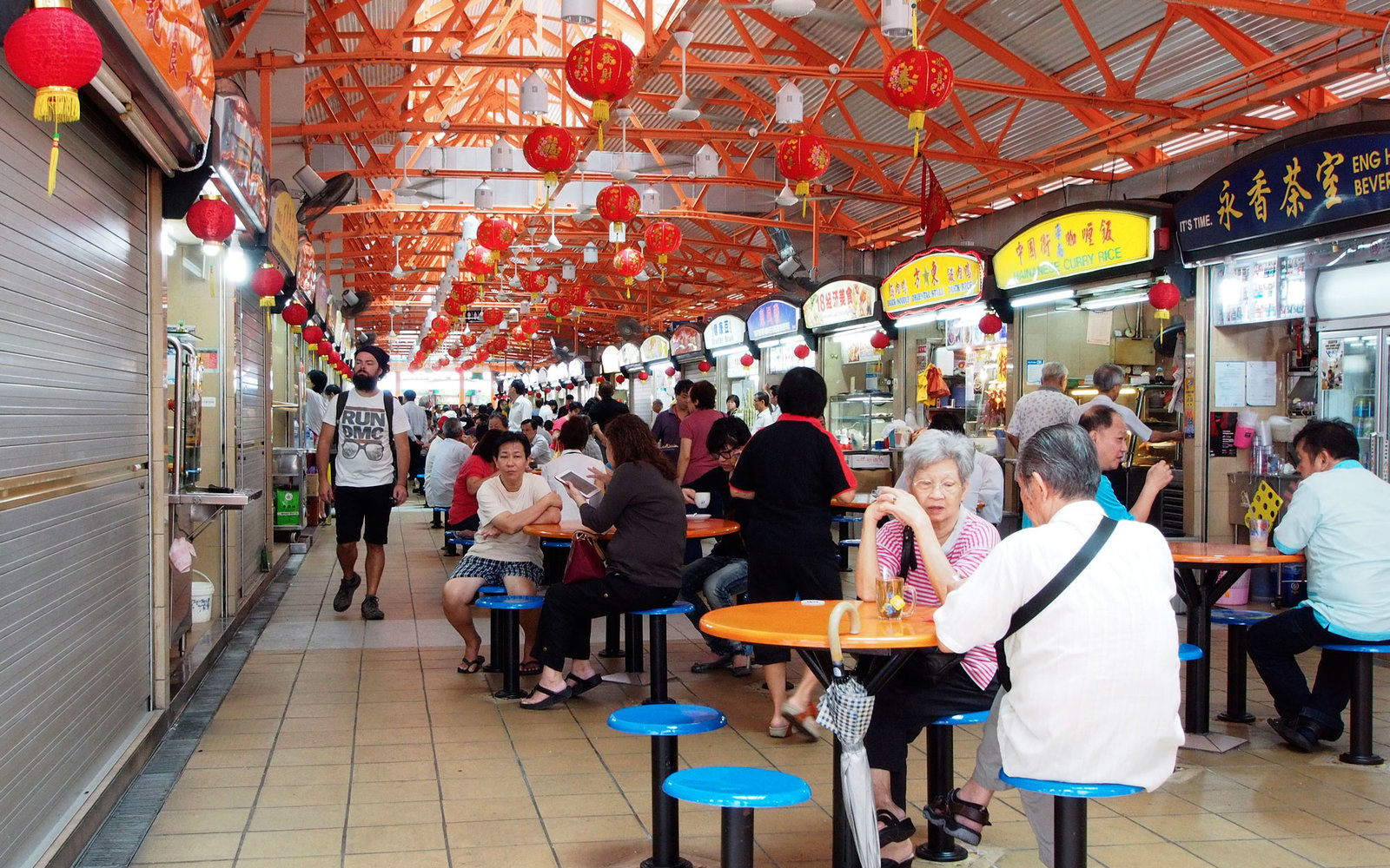 The World's Eleven Best Street Food Cities