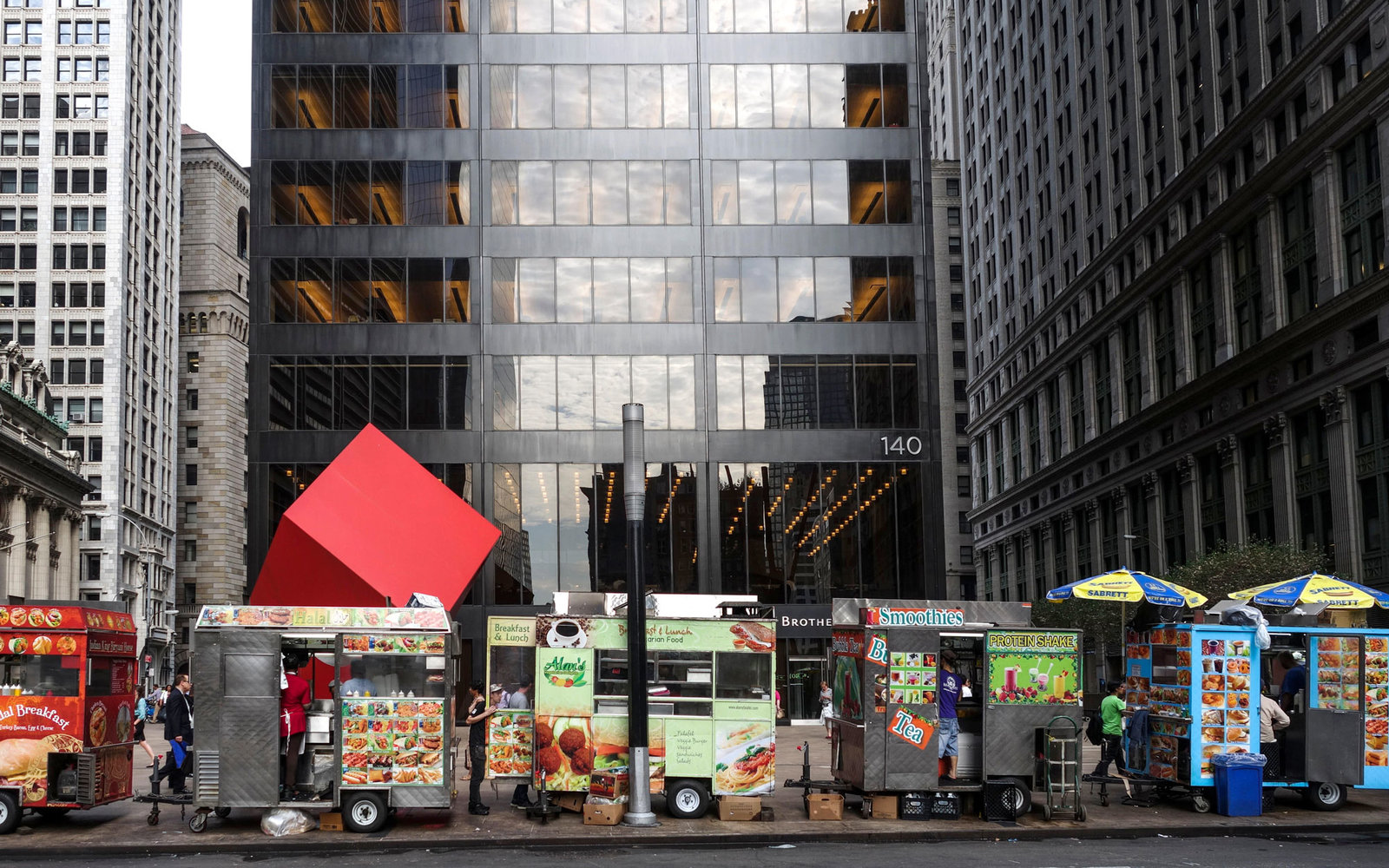 New York Food Trucks