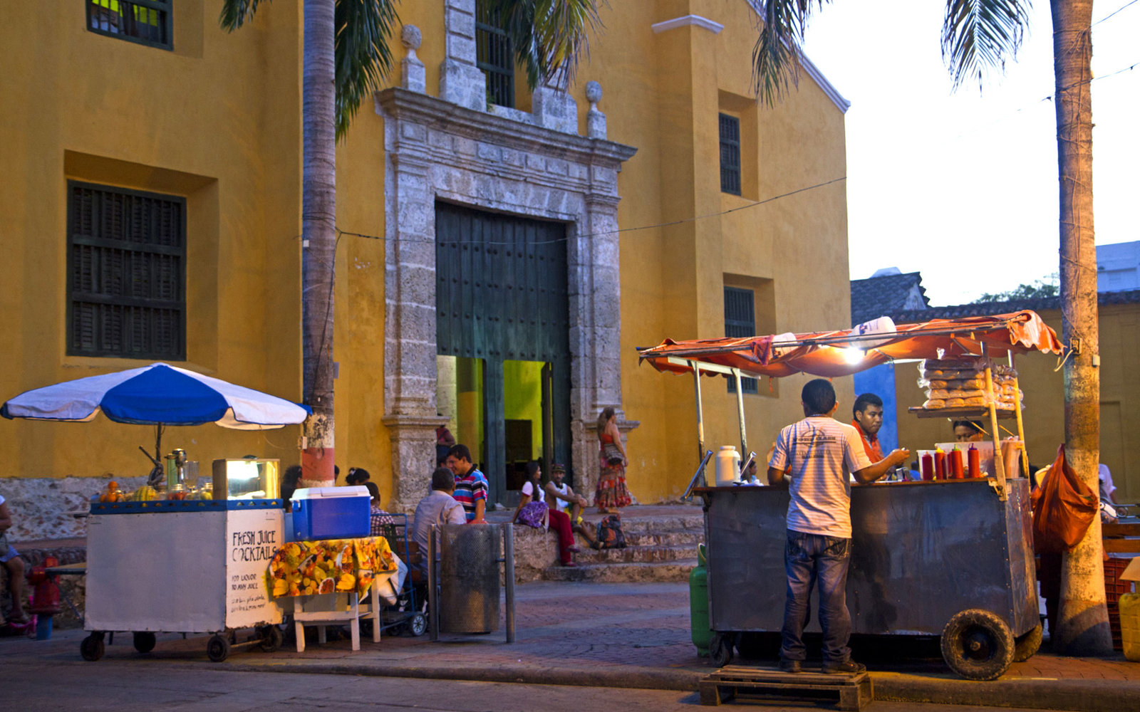 Cartenga Colombia Street Food