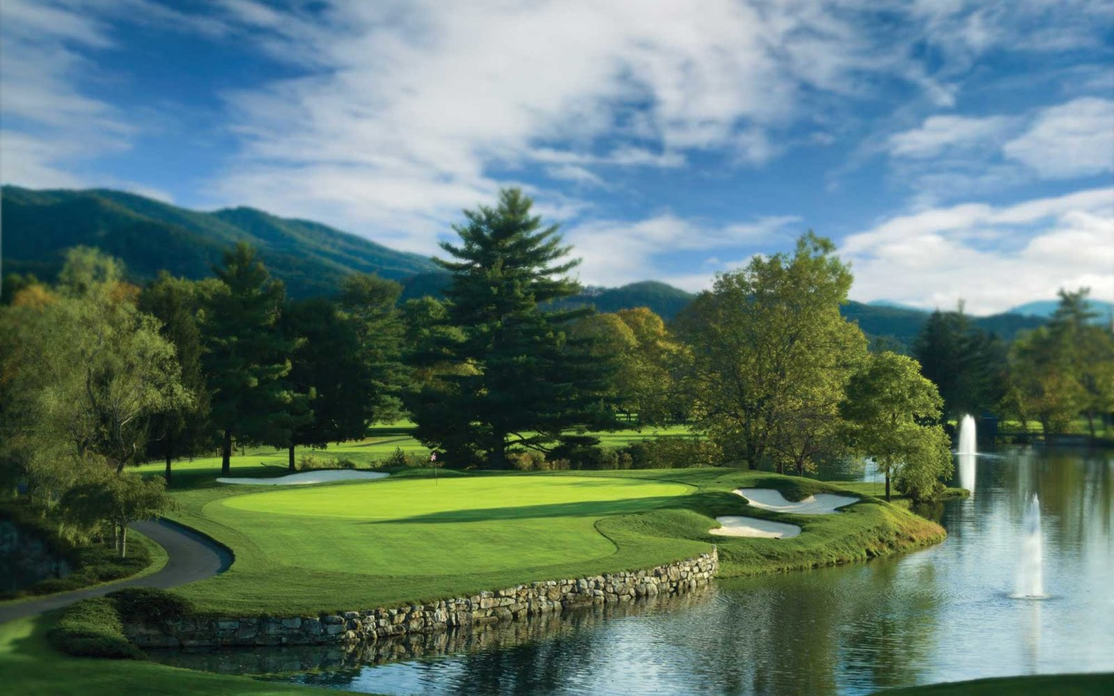 America S Top 100 Golf Communities Travel Leisure