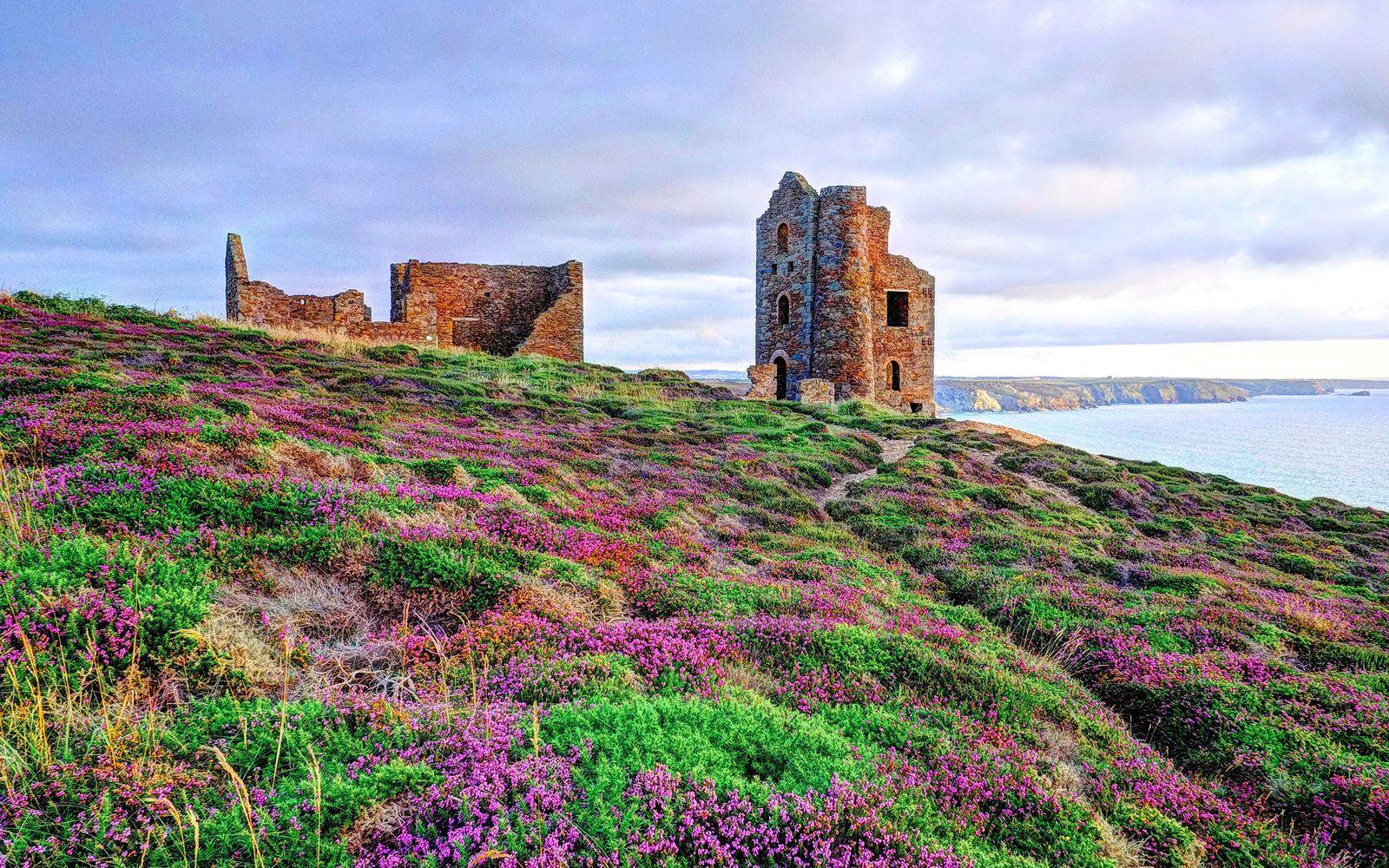 TV Show Locations Poldark Wheal Mine
