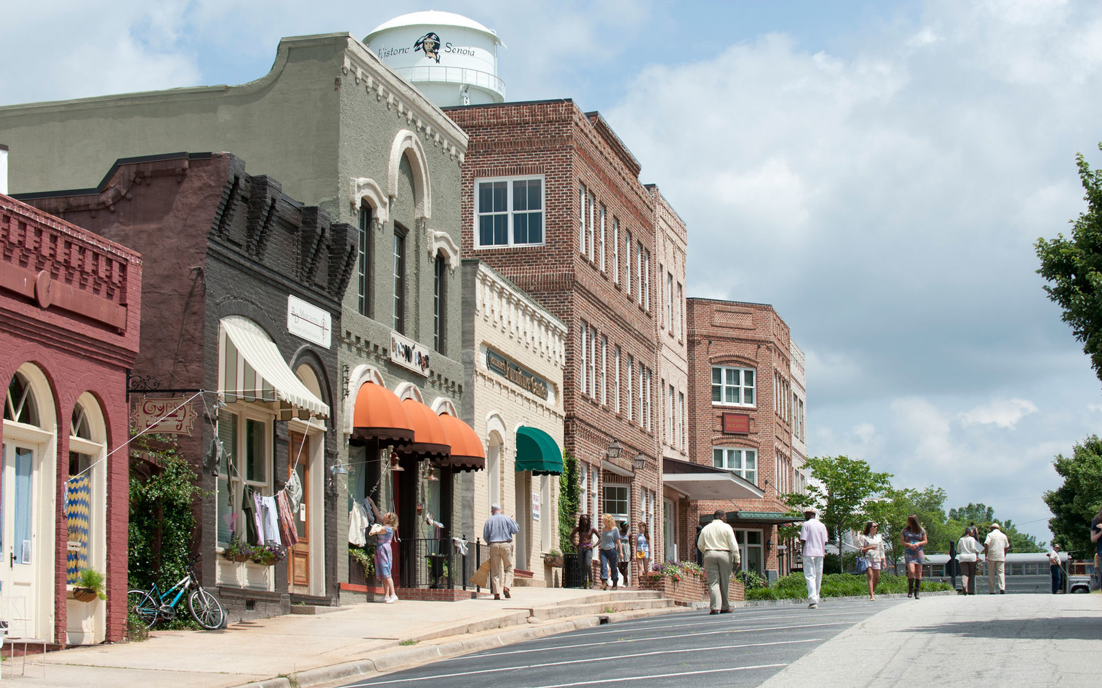 TV Show Locations The Walking Dead Woodbury