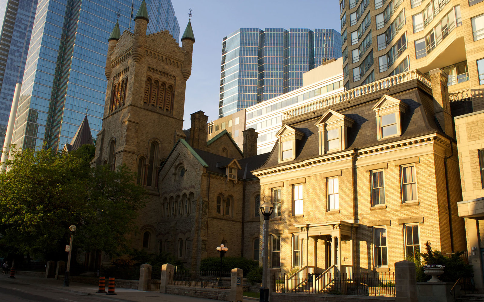 Visit TV Show Locations Hannibal St Andrews Toronto