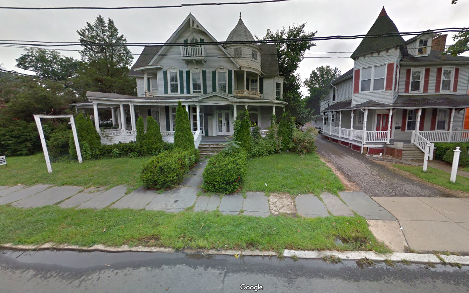Visit TV Show Locations Sabrina The Teenage Witch Spellman House New Jersey