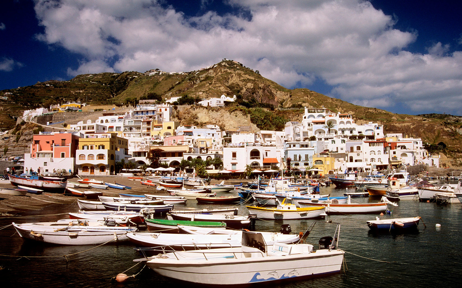 Italy, Campania, Ischia, Sant'angelo (Photo by Marka/UIG via Getty Images)