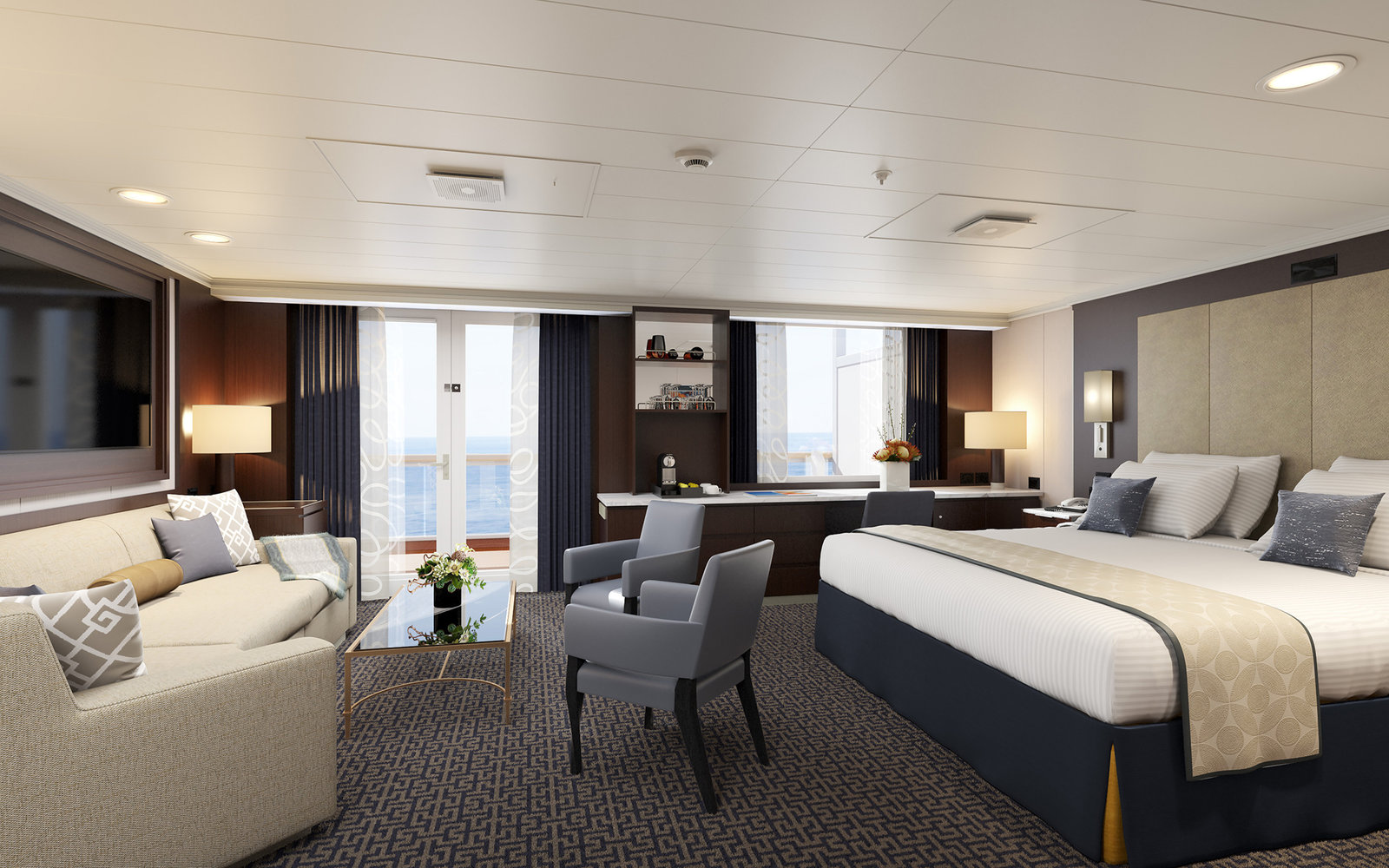 No. 18 Large-Ship Ocean Cruise Line: Holland America Line