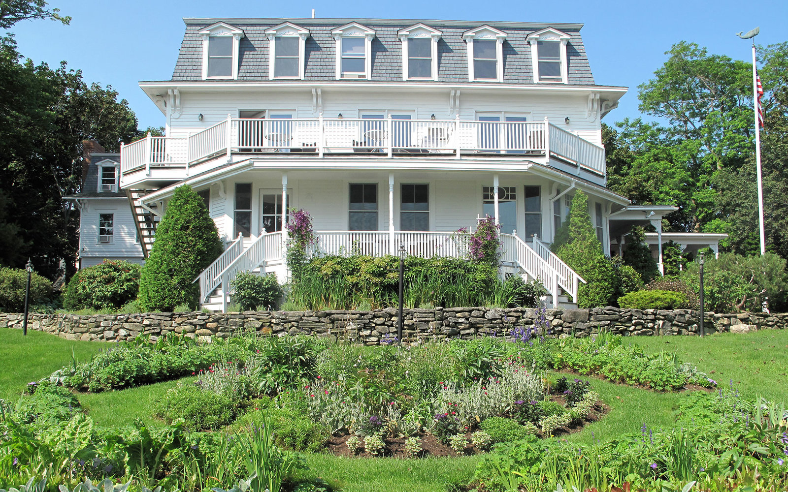 Maine: Camden Harbour Inn
