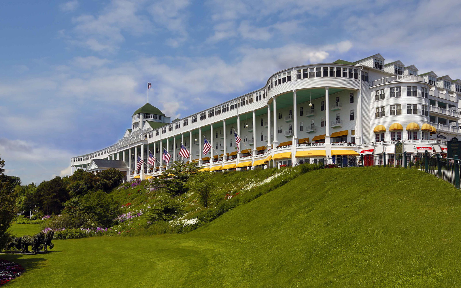 Michigan: Grand Hotel, Mackinac Island