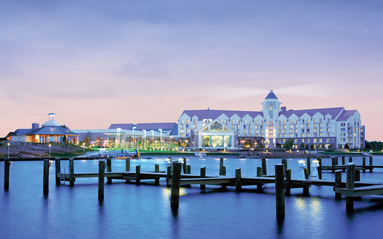 Maryland: Hyatt Regency Chesapeake Bay Golf Resort, Spa & Marina
