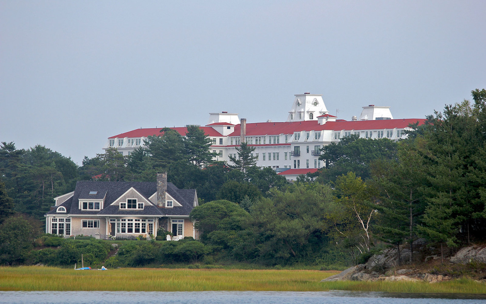 New Hampshire: Wentworth by the Sea, a Marriott Hotel & Spa