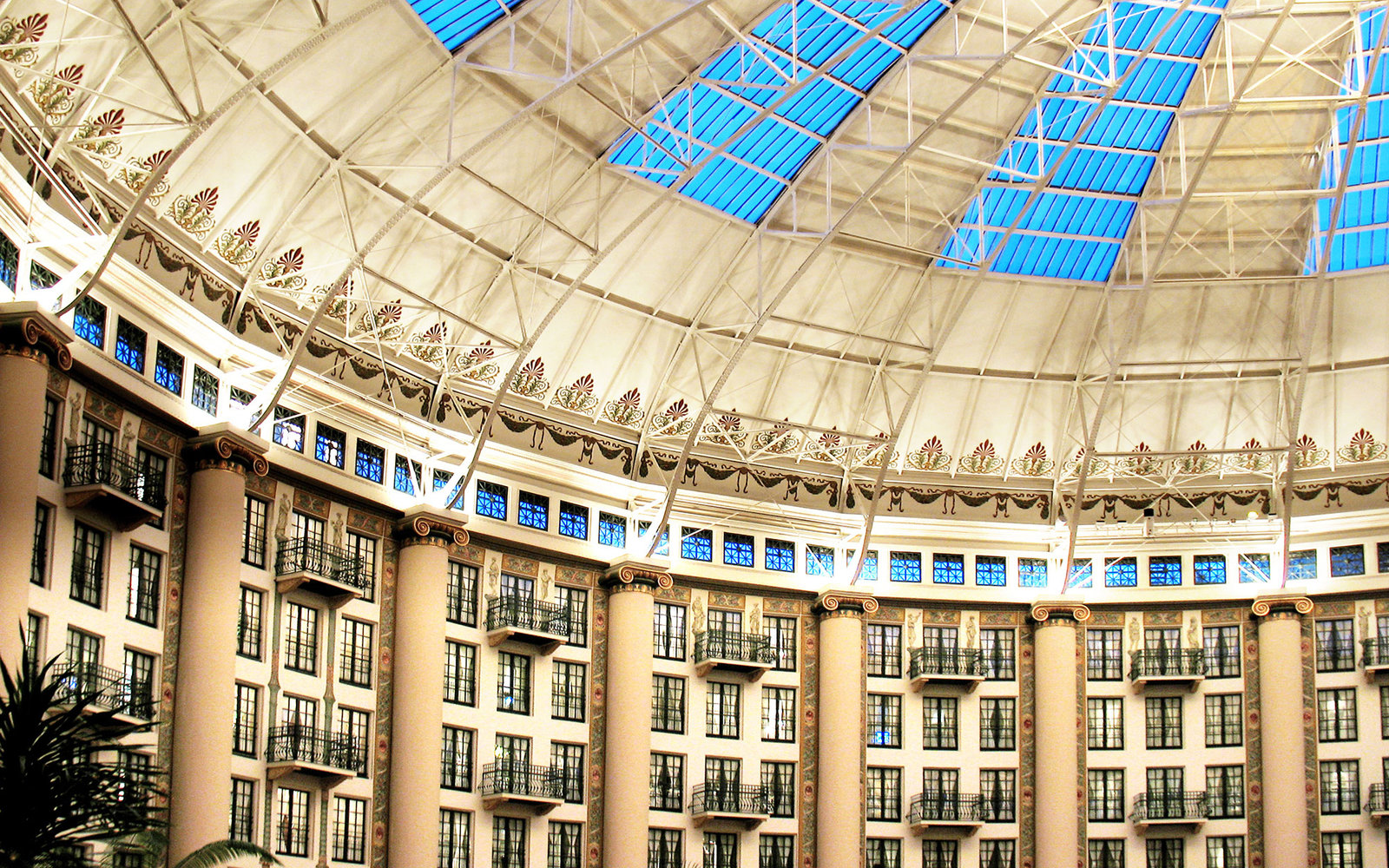 Indiana: West Baden Springs Hotel