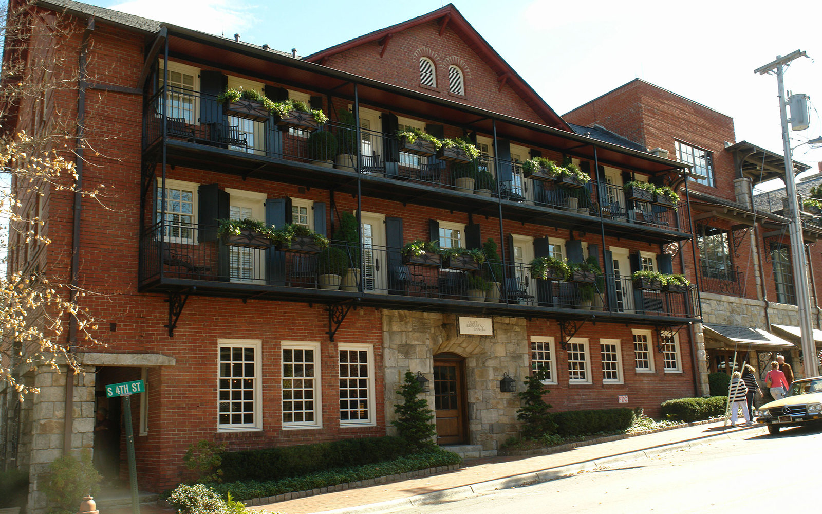 North Carolina: Old Edwards Inn & Spa