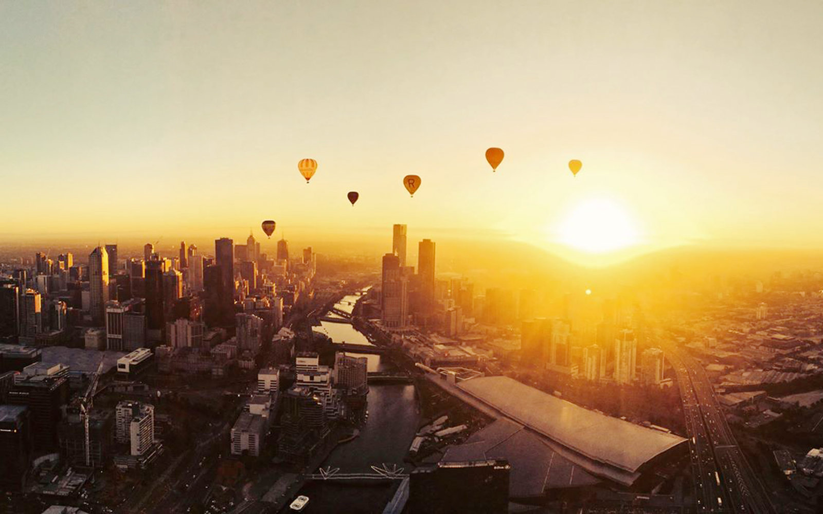 Over melbourne picture of global ballooning melbourne and yarra - Over Melbourne Picture Of Global Ballooning Melbourne And Yarra 46