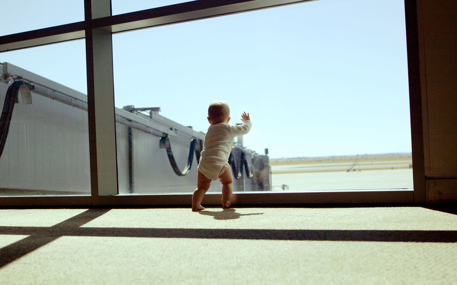 How To Get Your Baby A Passport Baby Airport Travel Passport
