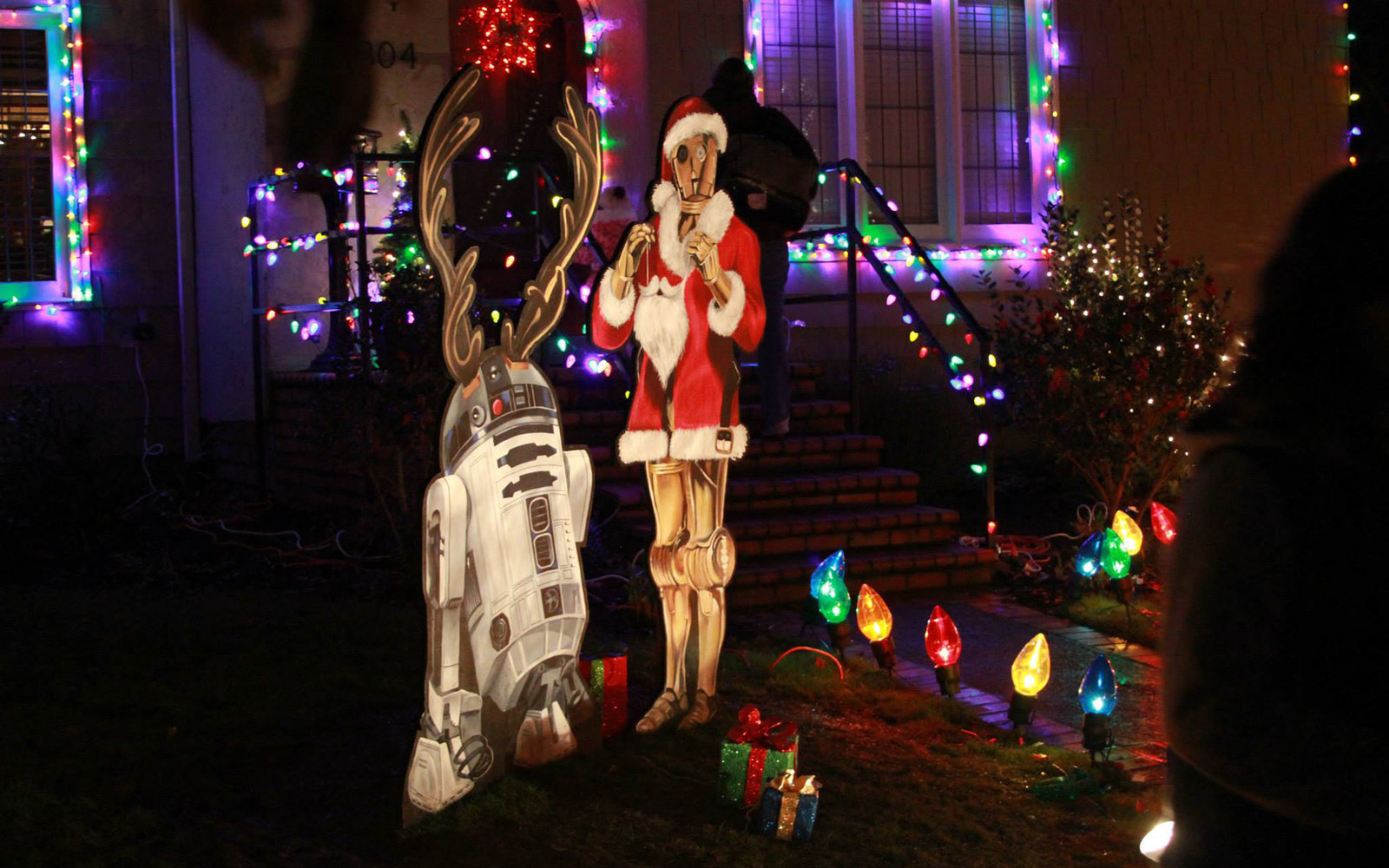 Best Christmas Lights Travel And Leisure