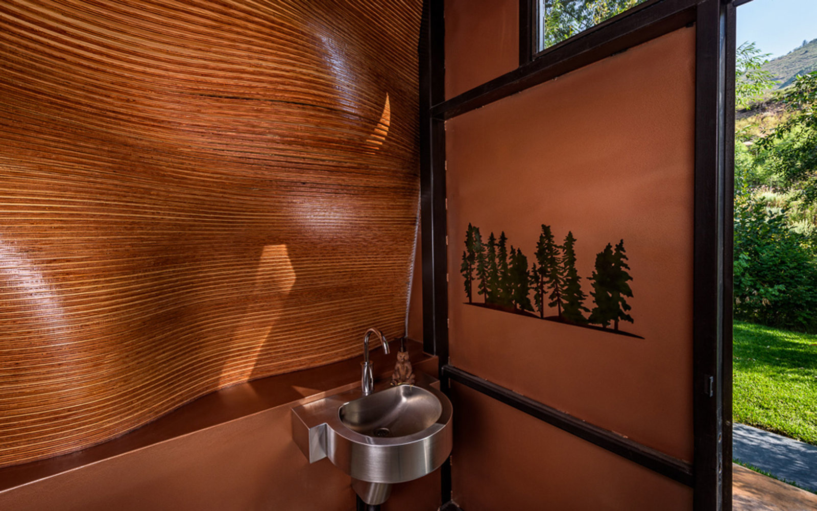 First Place: Town of Minturn Public Restrooms, Minturn, Colorado
