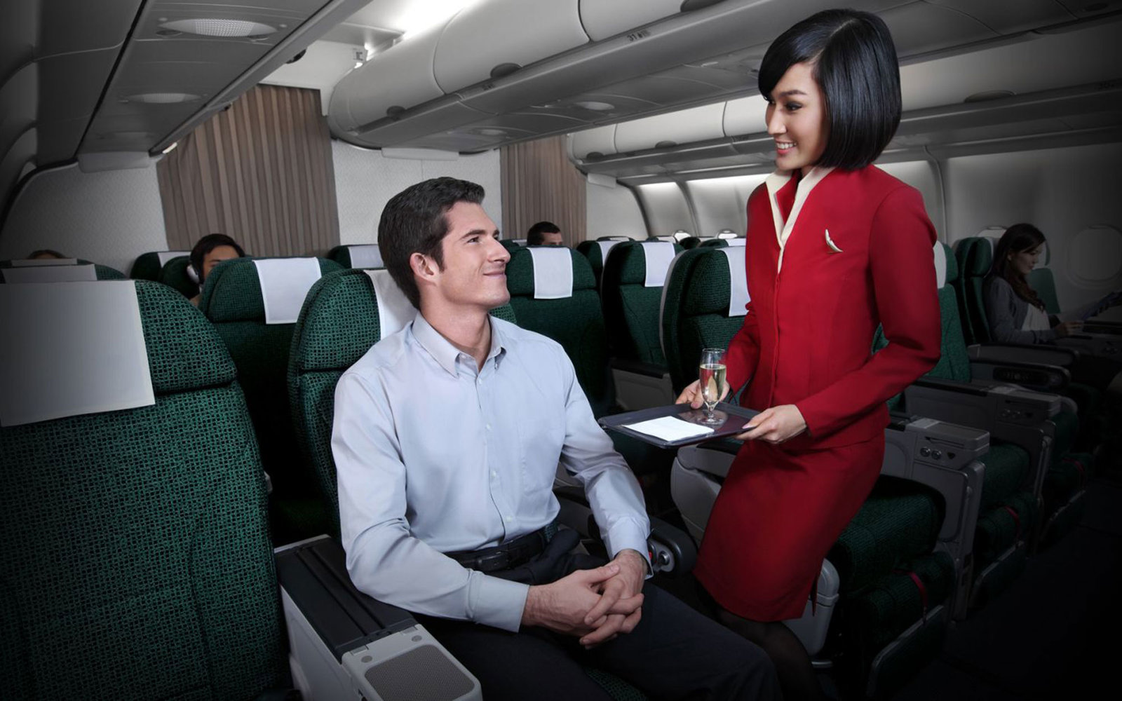 No. 4: Cathay Pacific Airways, International