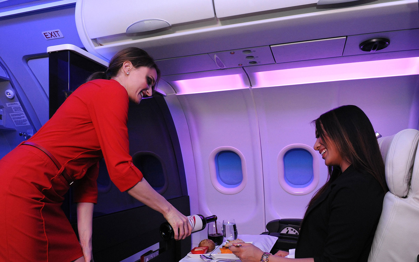 No. 11: Virgin America, Domestic