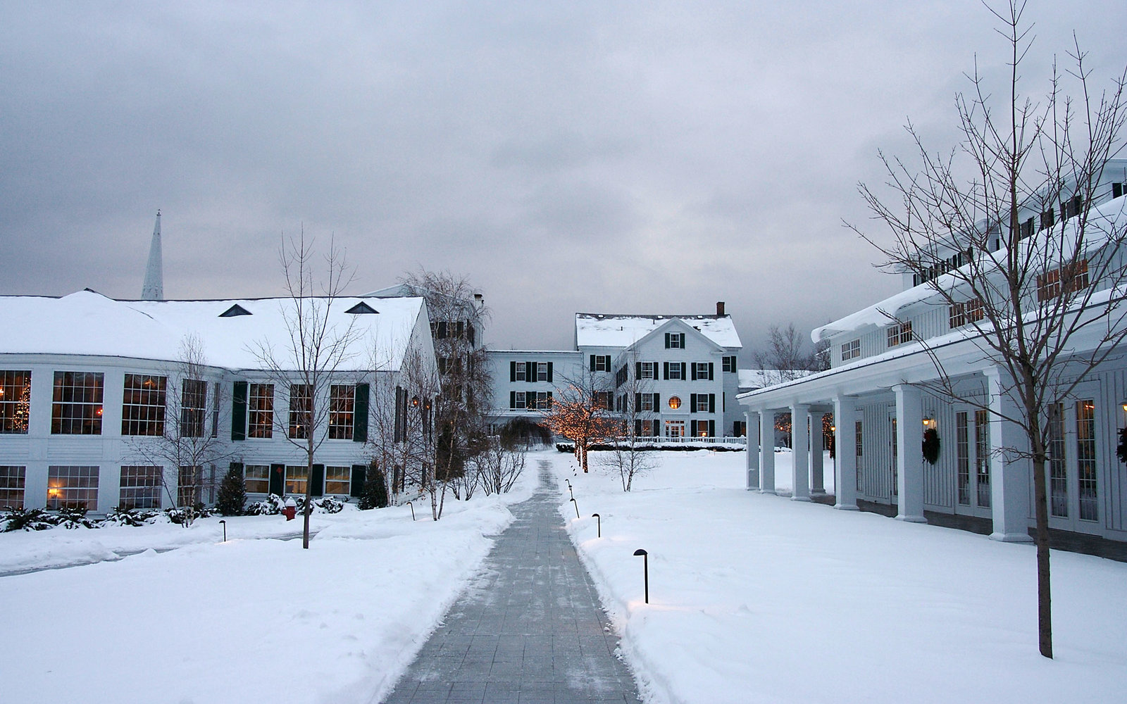 American Horror Story Style Hotel Vermont