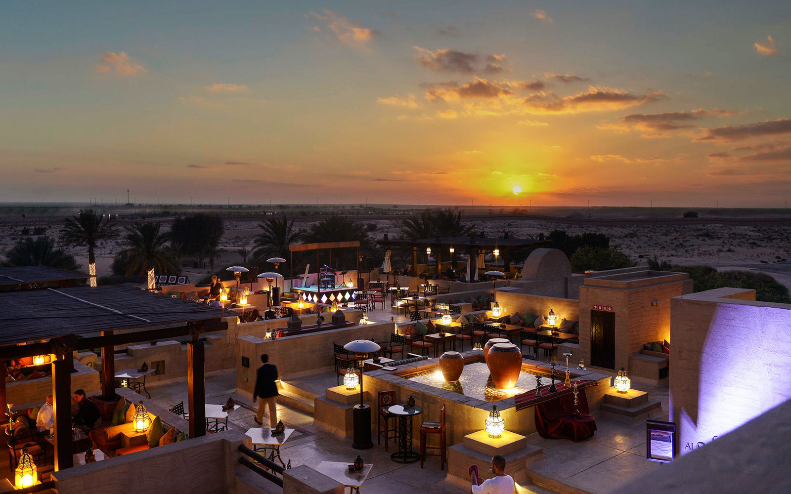 Bab Al Shams Travel Leisure
