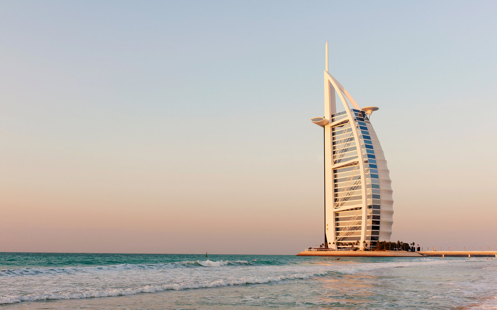 The burj al arab jumeirah to add a brand new outdoor space for Burj arab dubai
