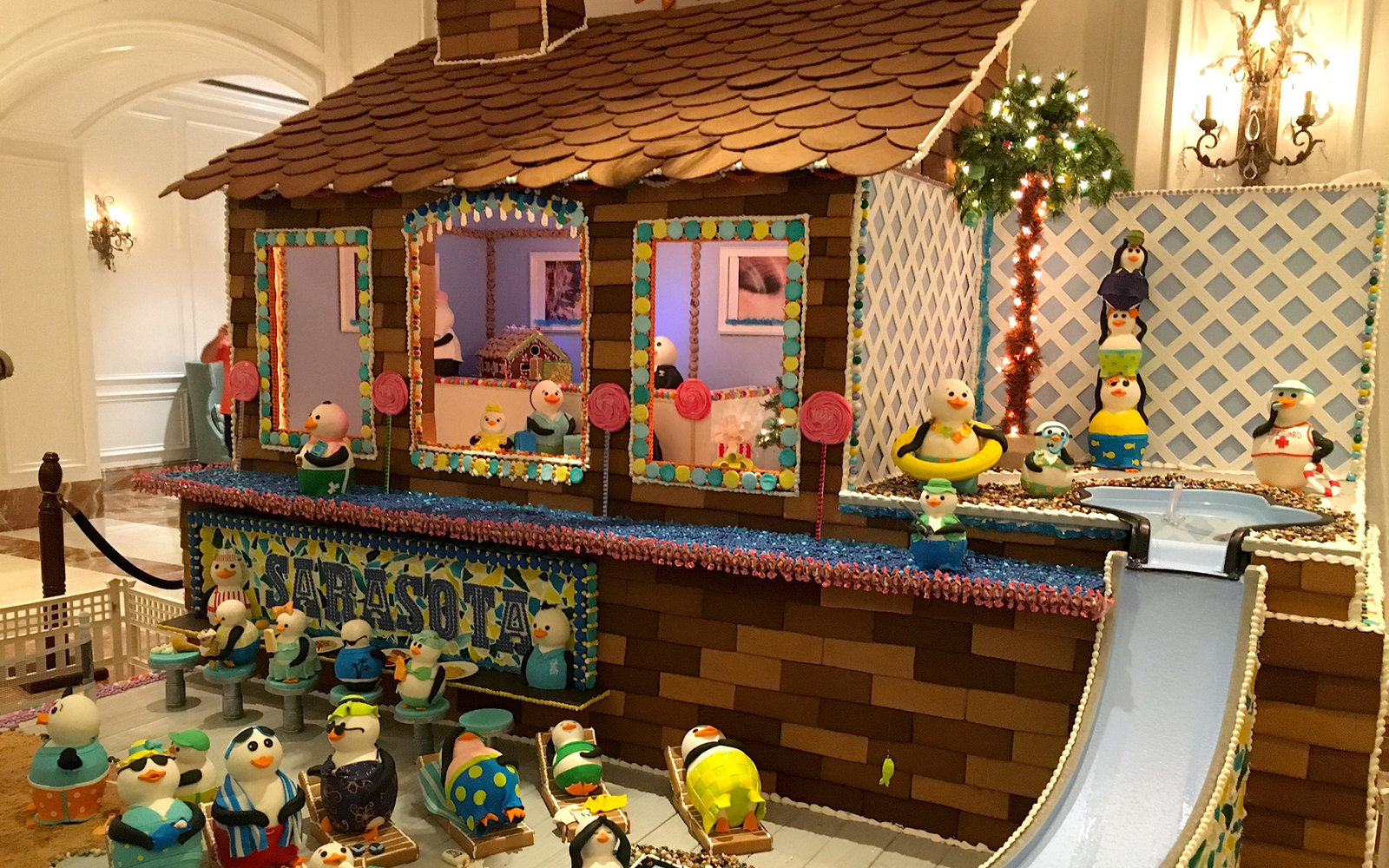 The Best Hotel Gingerbread Houses | Travel + Leisure