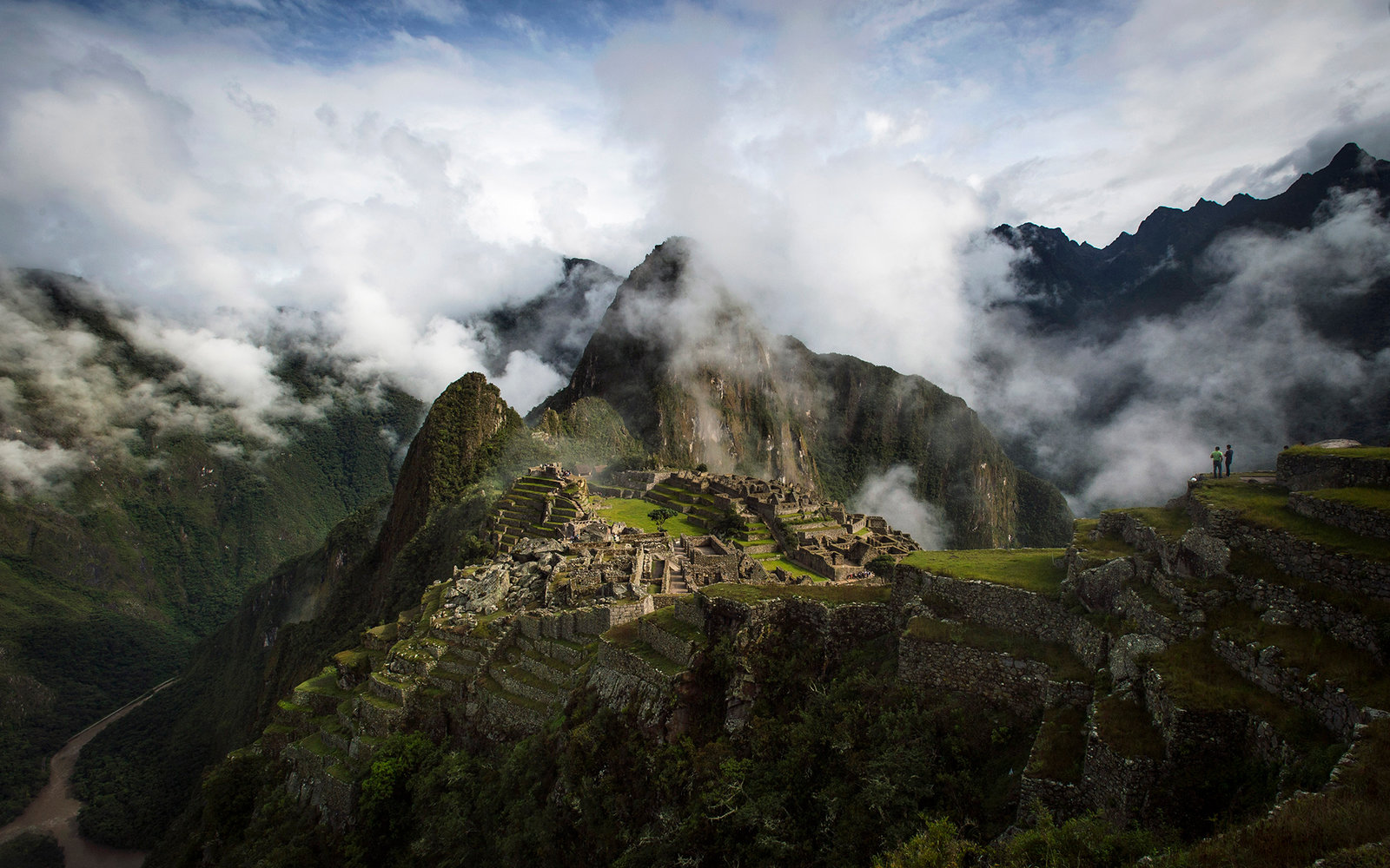 Death at Machu Picchu