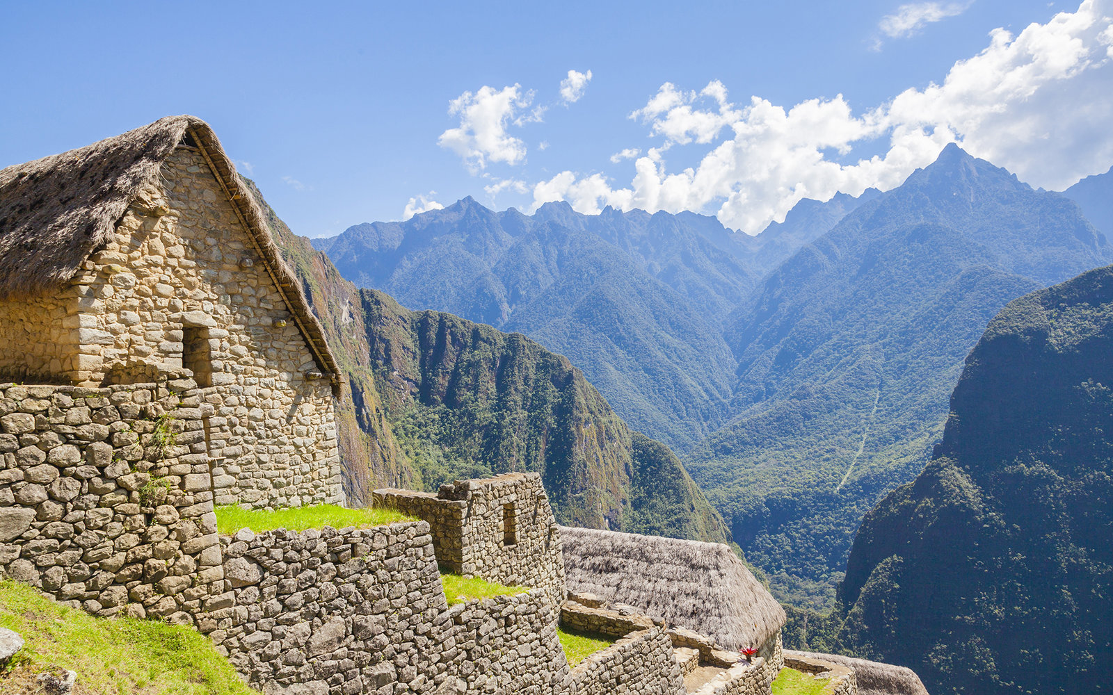 Peru, Machu Picchu, View of Machu Picchu. (Photo by: JTB/UIG via Getty Images) (Photo by: JTB Photo/UIG via Getty Images)