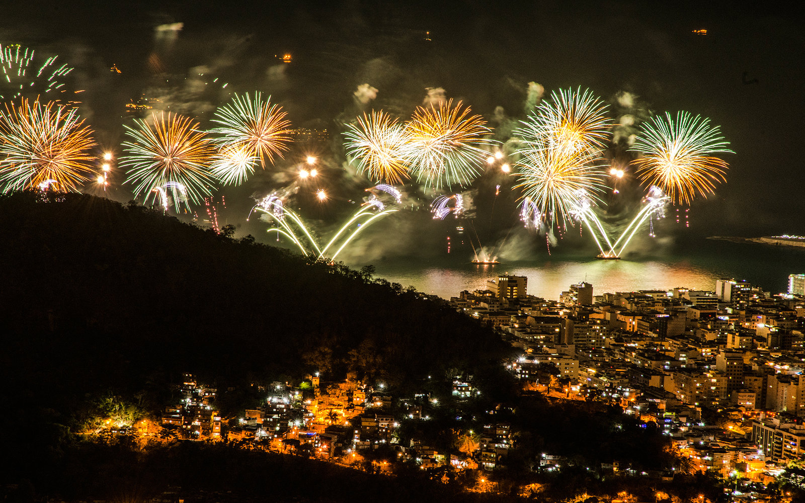 Copacabana New Year