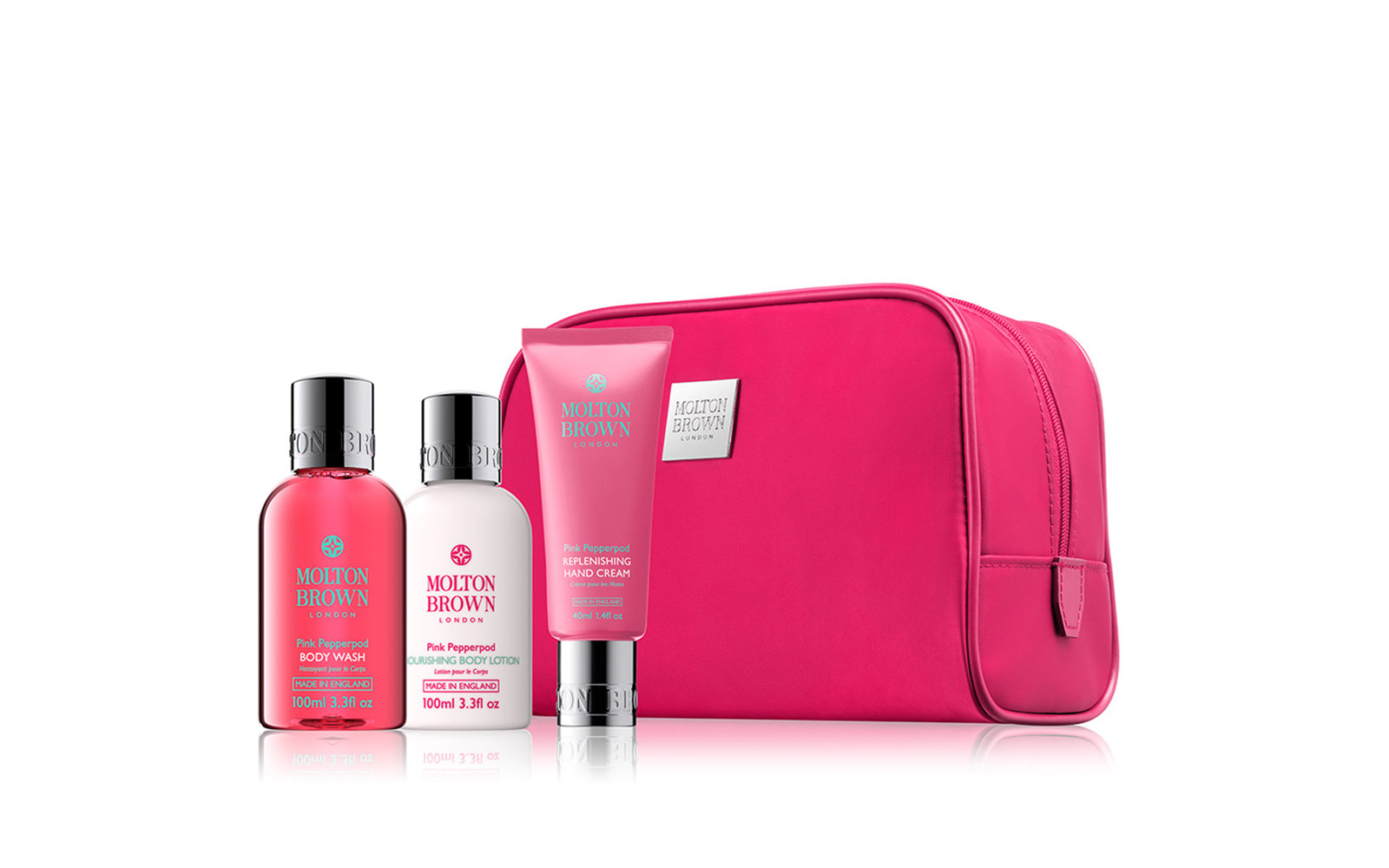 Molton Brown women's toiletry case