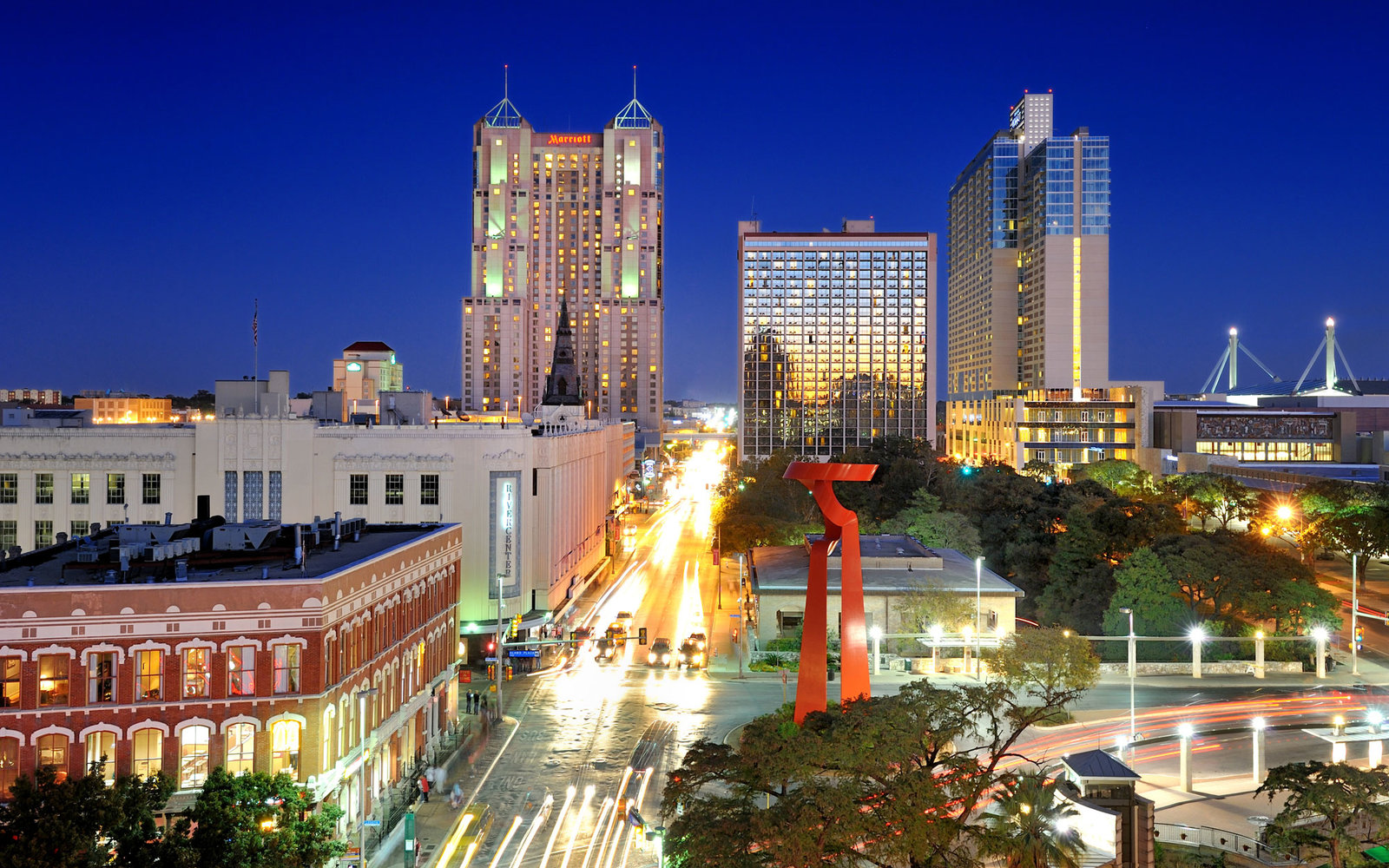 June: San Antonio, Texas