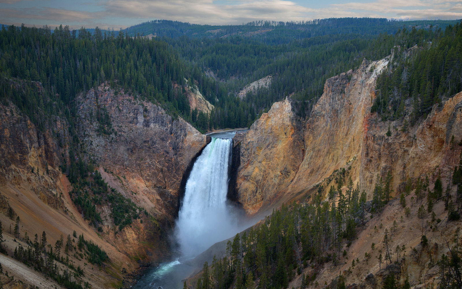 No. 5 Yellowstone National Park