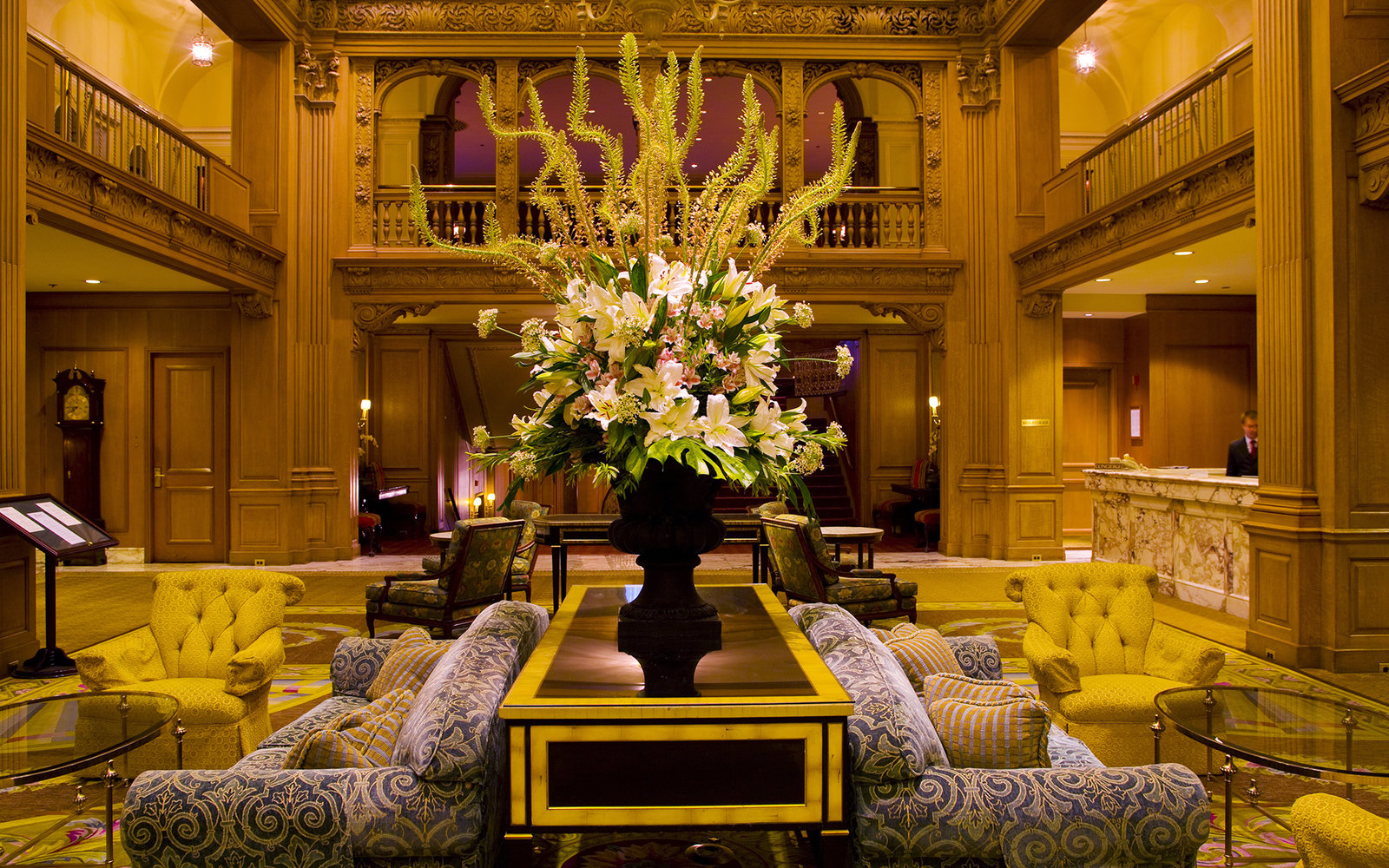 The Fairmont Olympic Hotel Travel Leisure