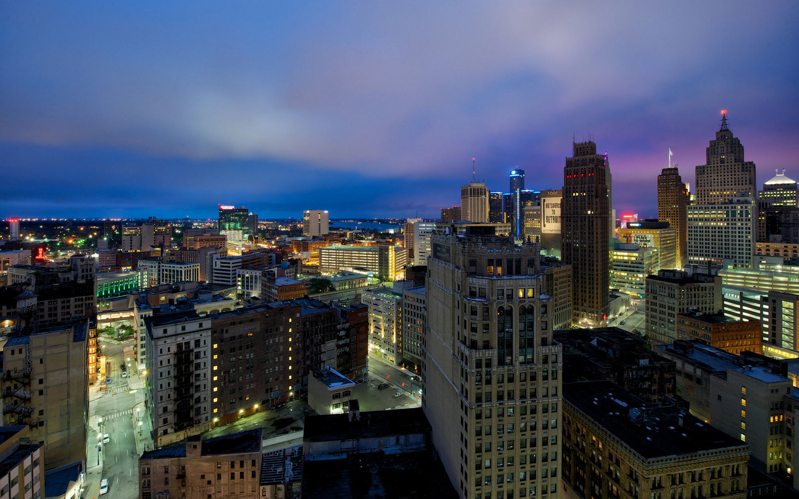 Detroit Named First U S City Of Design By Unesco Travel