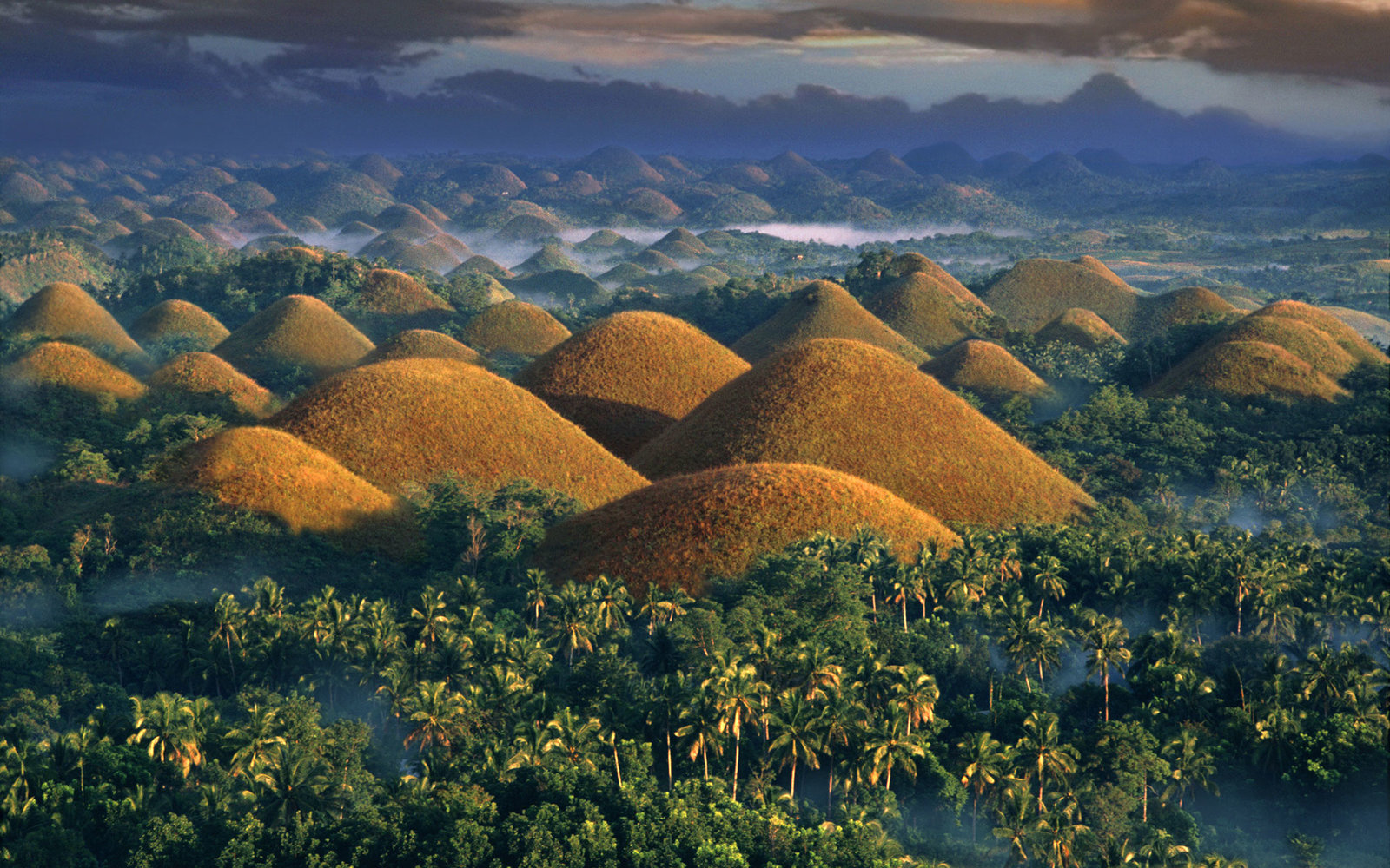 The Chocolate Hills, Philippines | Travel + Leisure